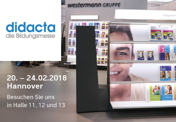 didacta 2018 in Hannover - Messestand
