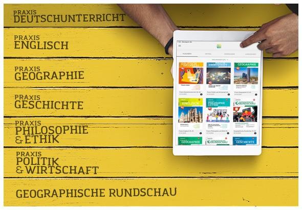 Beiträge und Fachartikel im Online-Archiv der Sekundarstufen als Download