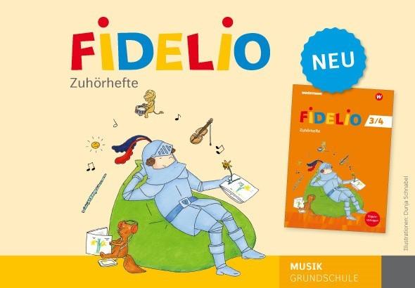 Fidelio Zuhörhefte