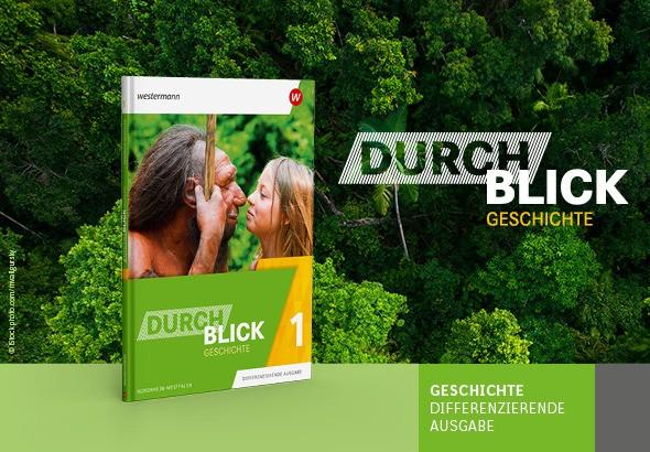 Durchblick Geschichte Nordrhein-Westfalen