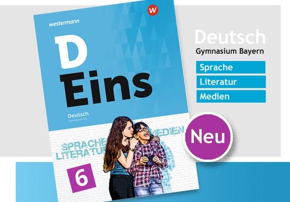 D Eins - Sprache, Literatur, Medien