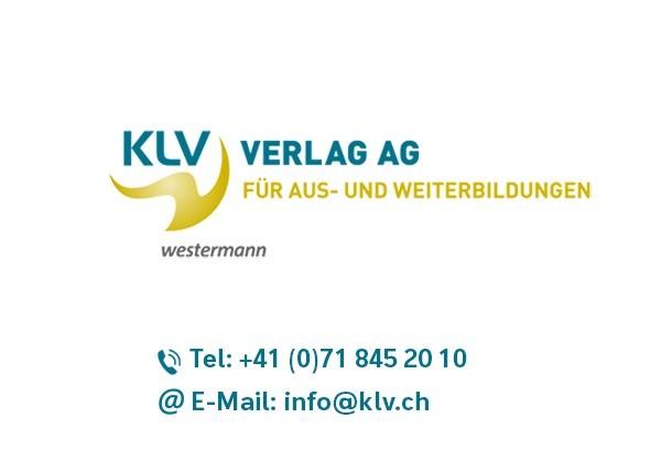 Das KLV Verlagsprogramm jetzt bei der Westermann Gruppe