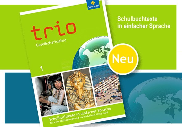 Trio Gesellschaftslehre für Hessen - einfache Sprache