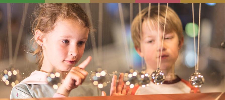 Kinder Experimente an außerschulischen Lernorten